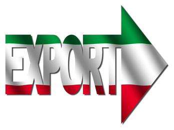 Export Italia I trim 2015