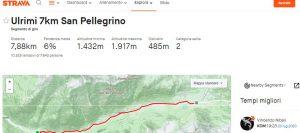 Ulrimi 7km San Pellegrino